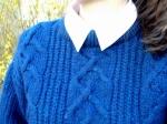 look pull bleu 1
