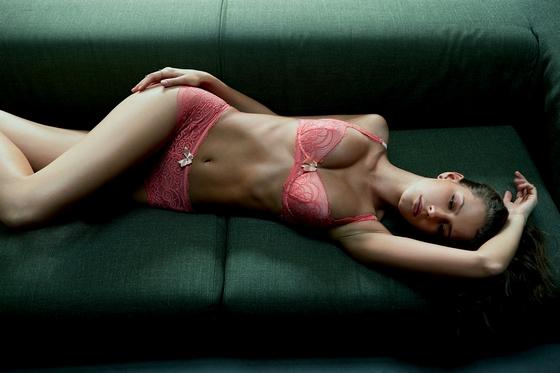 rosy lingerie lepetitblogdelucie